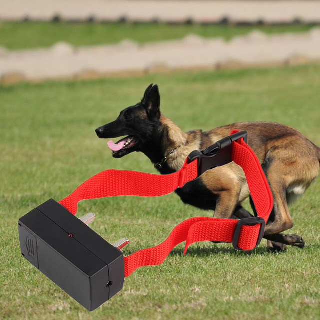 Sound Anti Barking Trainer Training Device No-Barking Dog Voice Activated Pet Control