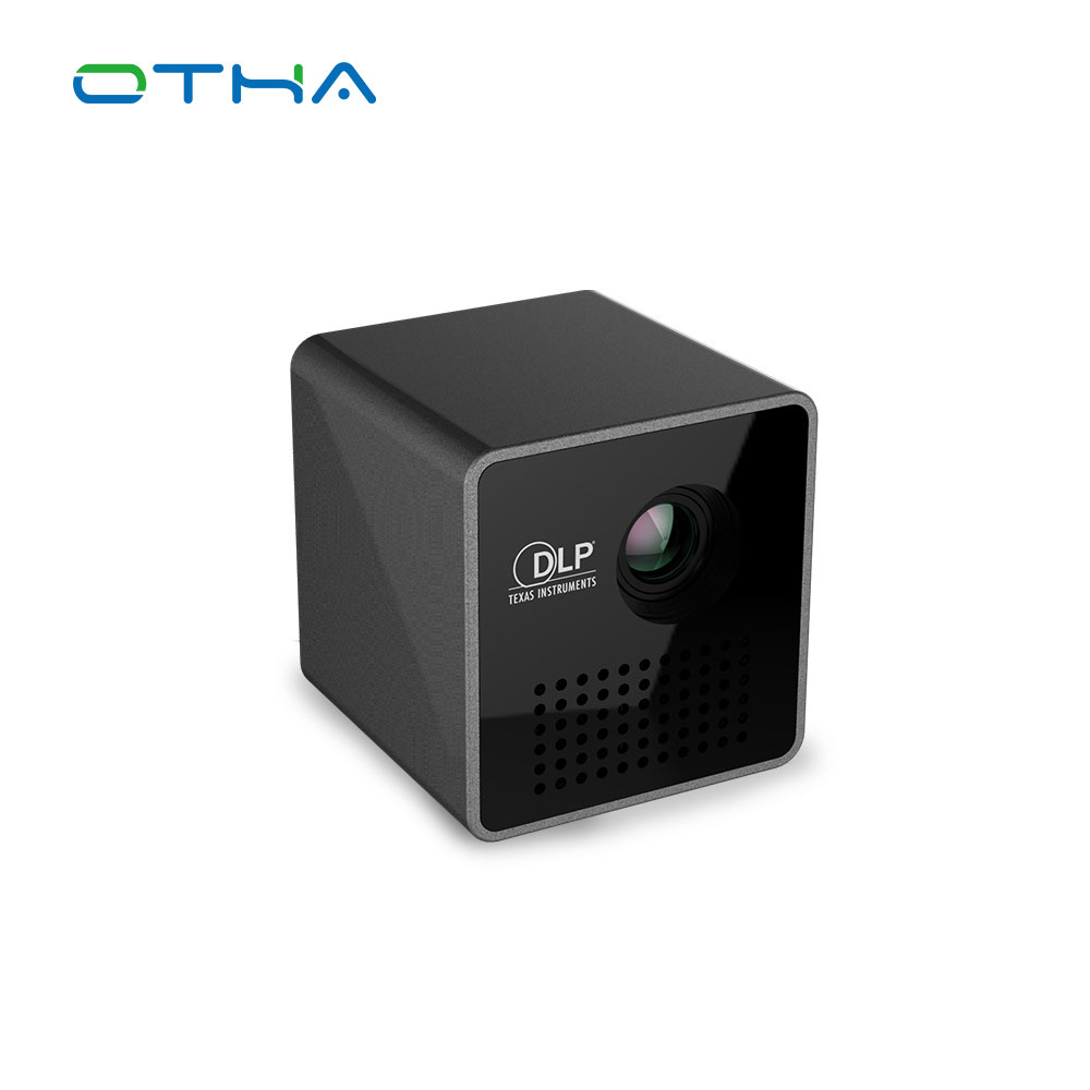 P1/P1H Portable Pocket Projector Digital LCD Full HD Home Theater Cinema Pico Portable Proyector Video Beamer