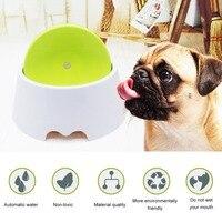 Praktische spatwaterdicht Honden Katten Drinkbak Automatische Niet-giftig ABS Kat Hondenvoer Water Kom Huisdier Voerbak