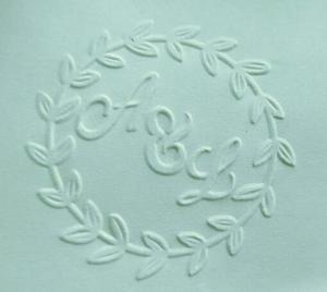 Image 3 - עיצוב משלך הבלטת חותמת/מותאם אישית הבלטת חותם עבור אישית/חתונה חותם מעטפת עור