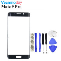 Vecmnoday Genuine Original 5 5 For Huawei Mate9 Pro Mate 9 Pro Front Glass Touch Screen
