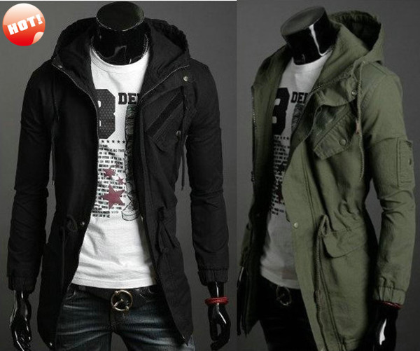 coat outerwear Picture - More Detailed Picture about NEW Mens Slim ...