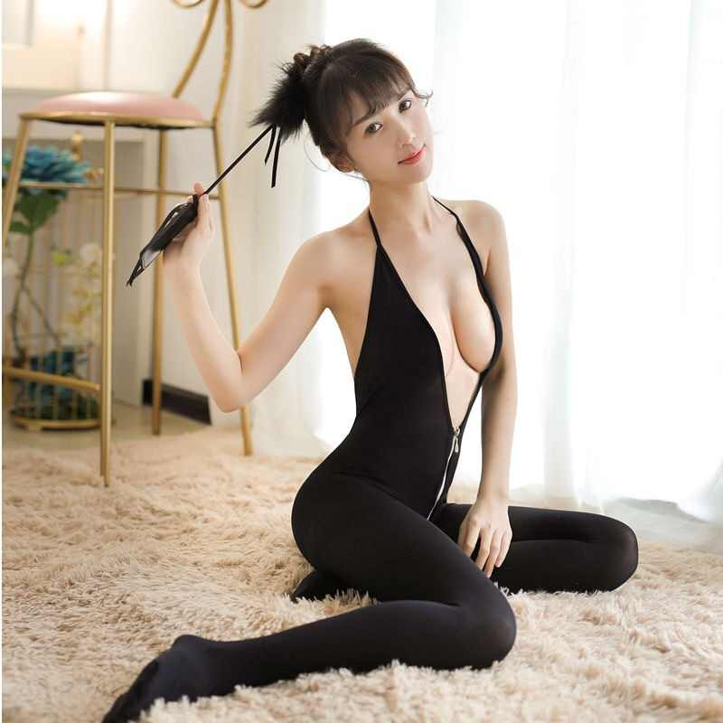 2020 ladies open front backless erotic lingerie nurse suit sexy lingerie women sexy nurse costume temptation of uniforms