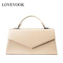 LOVEVOOK Women handbag top-handle high quality PU leather crossbody me