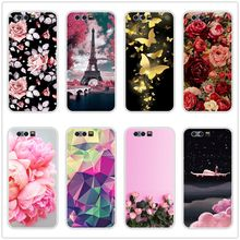 Phone Case For Huawei Honor 7 8 9 10 Lite Silicone Soft TPU Back Cover For Huawei Honor 8X MAX 9 8 7 10 7S 7X 7A 7C Pro Case(China)