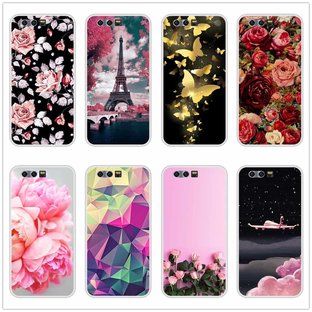 Phone Case For Huawei Honor 7 8 9 10 Lite Silicone Soft TPU Back Cover For Huawei Honor 8X MAX 9 8 7 10  7S 7X 7A 7C Pro Case