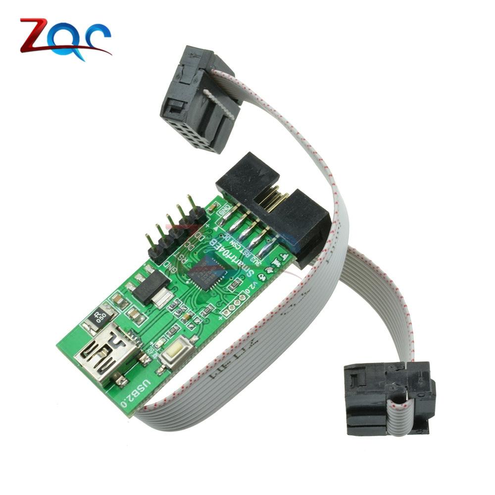 Emulator CC Debugger Zigbee CC1110 CC2530 CC2531 CC2540 Bluetooth 4.0 Emulator smartrf04eb cc debugger and programmer downloader zigbee emulator support cc2430 cc2530 cc2531 cc2540 for rf system on chips icsh015a