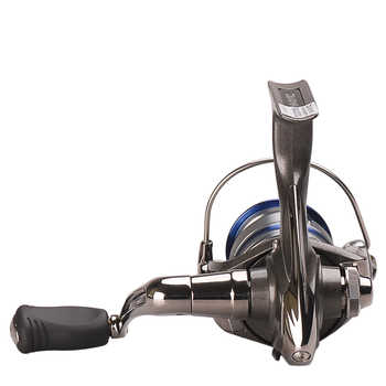 Original DAIWA MEGAFORCE Spinning Fishing Reel With Spare Spool 2000A 2500A 3000A 4000A Spinning Wheel Carretilha Pesca Molinete