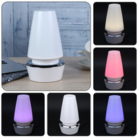USBLight LED Night Light Table Lamp Colorful Bedroom Plastic LED Desk Lamp Kids Lovely Nightlight Bedside