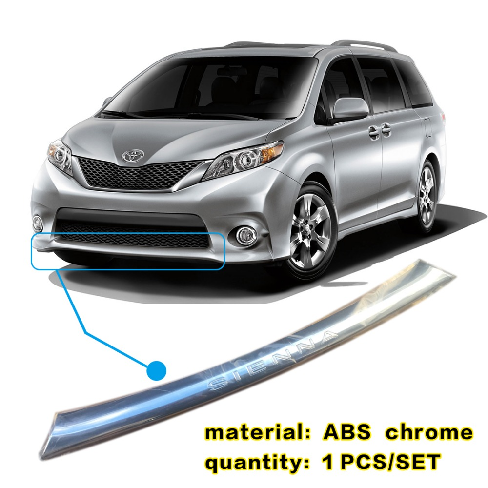 Toyota Sienna 2010-2018 Owners Manual: Windshield wipers andwasher