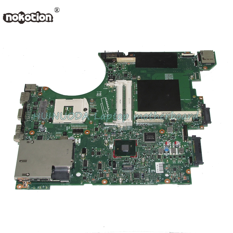 NOKOTION 595700-001 Main board For HP 8740W laptop motherboard QM57 With graphics slot full test nokotion 627756 001 laptop motherboard for hp mini 210 2000 pc main board with n455 cpu onboard ddr3