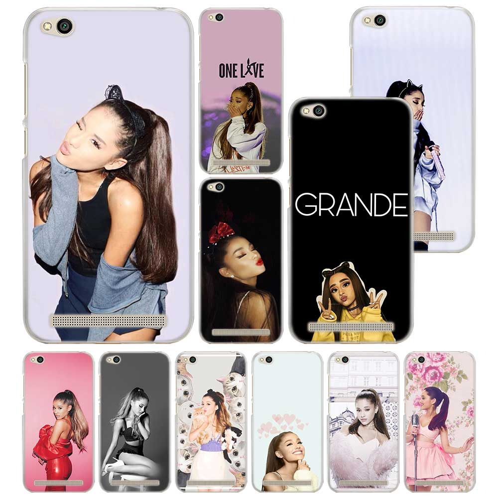 Cellphones & Telecommunications Learned Lavaza Ariana Grande Ag Soft Silicone Cases Cover For Xiaomi Redmi 4a 5a 6a S2 4 4x 5 Plus 6 Pro Tpu Case Phone Bags & Cases