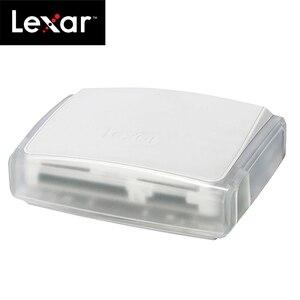Image 4 - 100% Originale Lexar Multi Card 25 in 1 tecnologia SuperSpeed USB 3.0 card Reader per CF SD TF XD M2 velocità fino a 500 MB/s