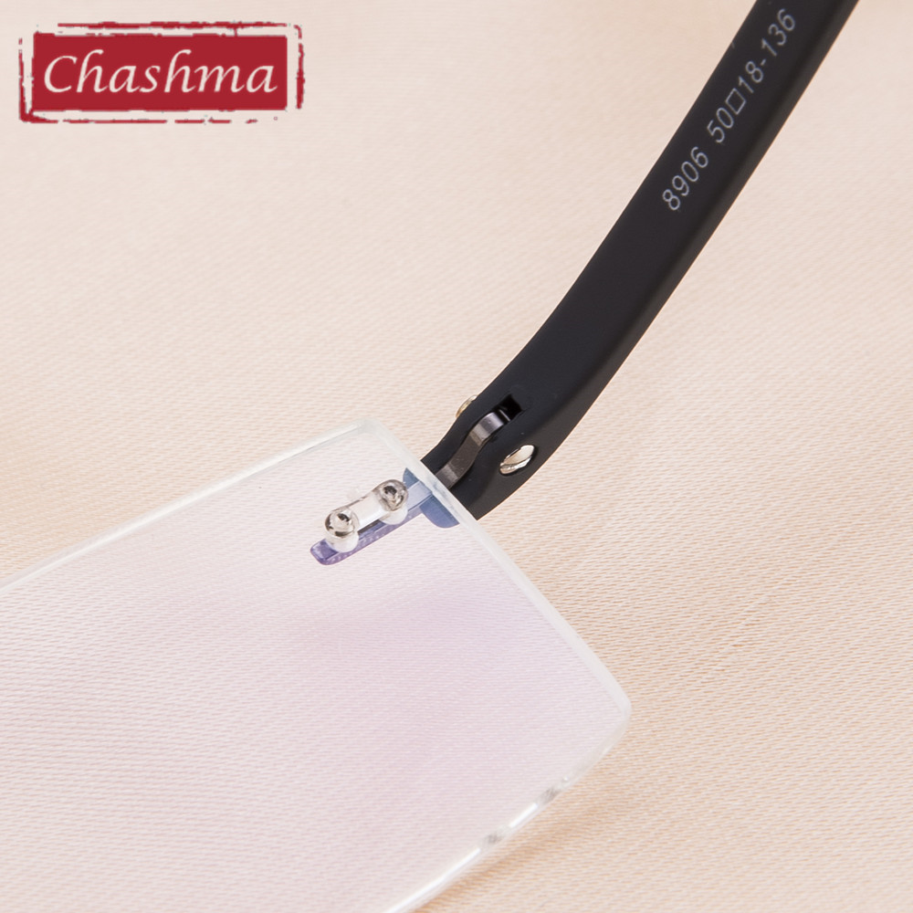 Titanio y TR 90 calidad superior marco marcos ópticos elegante ...