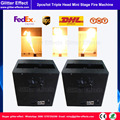 2 teile/los DMX 512 Mini Dreibettzimmer flammenprojektor Bühne leistung zeigen Besondere Wirkung 3 spray leiter sculpt kleine feuer maschine-in Bühnen-Lichteffekt aus Licht & Beleuchtung bei