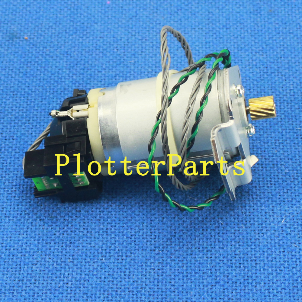 C7769-60377 C7769-60152 Paper axis motor assembly for HP Designjet 500 800 815 820 used for hp designjet 510 500 800 510pc 815 820 power supply assembly ch336 67012 c7769 60122 c7769 60145 printer parts