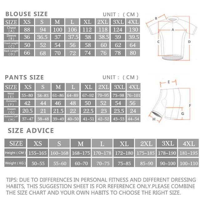 X-tiger conjunto de ciclismo, uniforme de bicicleta de verão, roupas de ciclismo para estrada, mtb, vestuário respirável 6