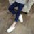 TUTUYU Otoño Del Resorte Niños Niñas Ropa Legging Pantalones Capris Bebé Pantalones Lápiz Pantalones Denim Jeans Pantalones Moda 0207