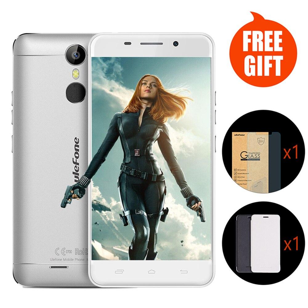 Ulefone Metal 3050mAh 4G font b Smartphone b font Android 6 0 MTK6753 Octa Core Cellphone