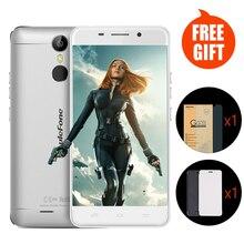 """Ulefone Metal 3050 mAh 4G Smartphone Android 6.0 Octa Core Teléfono Móvil 3 GB + 16 GB 13MP MTK6753 Huella Digital OTG 5.0 """"HD Teléfono Móvil"""