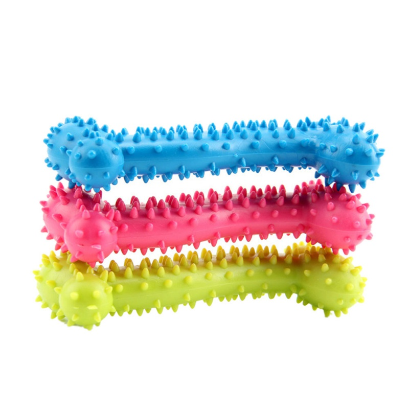 Multi color Safe Non toxic Durable Pet Chew Toys for