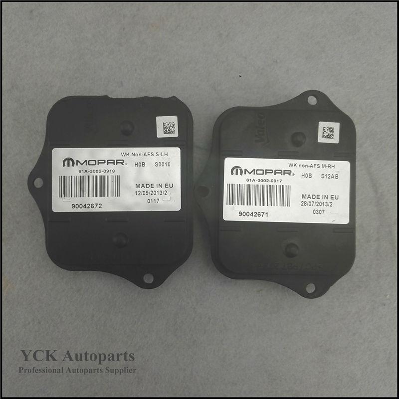 Wholesale Original 1PC AFS Leistungsmodul Adaptive Frontlighting System 90042671 90042672 (Genuine and Used) 1pc original afs leistungs module 3td941329 3td 941 329 genuine and used