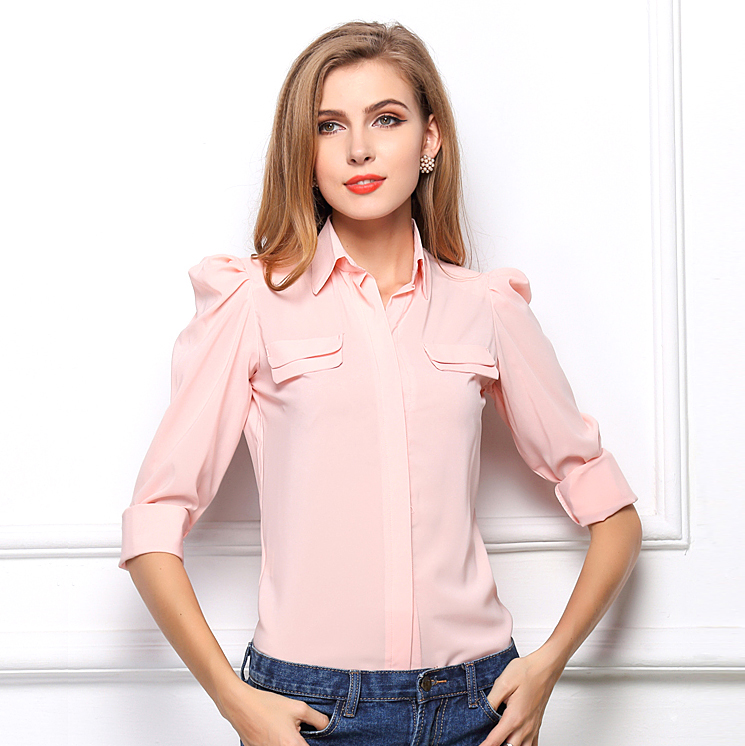 Beautiful  Shirtsblousedesignsblousetopwomenblouseblouseforwomenblouse