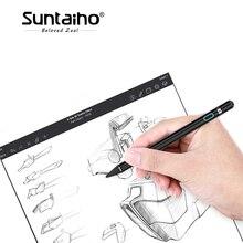 Купить с кэшбэком Suntaiho Tablet Pen for apple pencil new stylus capacitance touch Pencil For Apple iPad Pro for iPad 9.7 (2017) for iPad 1 2 3