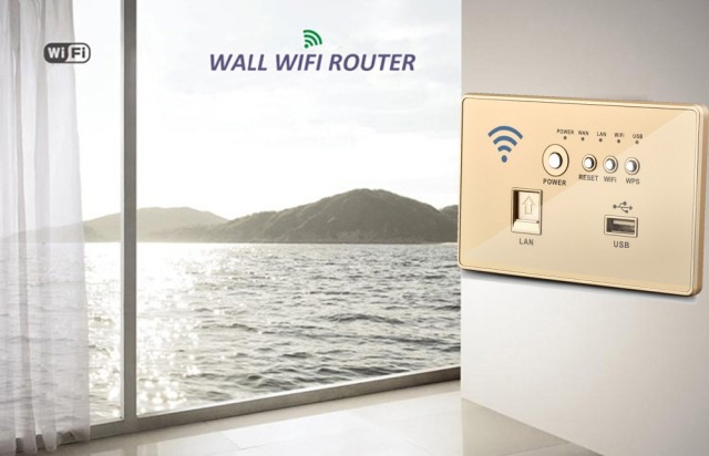 300 MBPS Multifunctional Wi-Fi Router