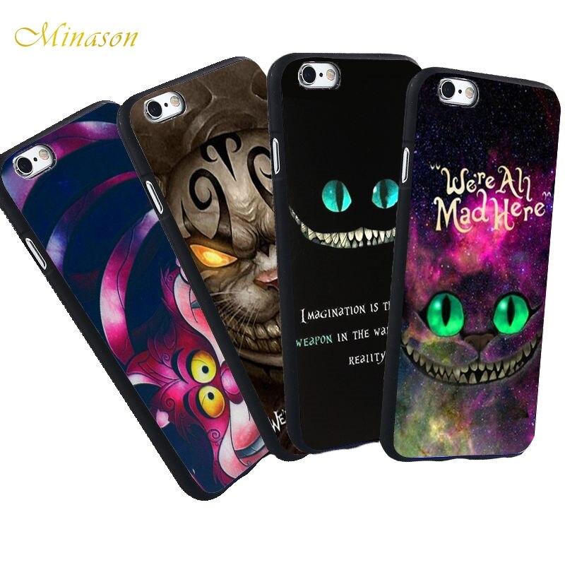 Alice in Wonderland iphone 11 case