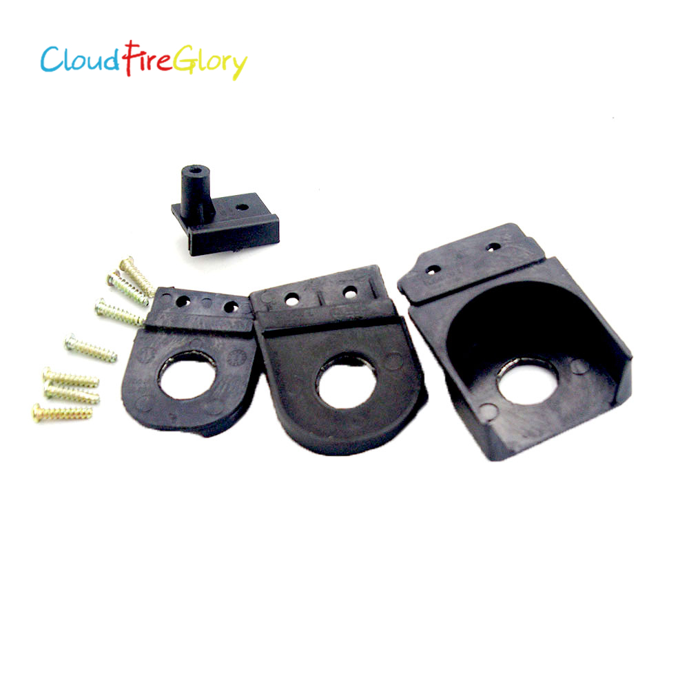 CloudFireGlory 4F0998121 Headlight Head Lamp Repair Kit <font><b>Front</b></font> Left Driver Side For <font><b>Audi</b></font> <font><b>A6</b></font> S6 Quattro <font><b>C6</b></font> 2005 2006 2007 2008 image