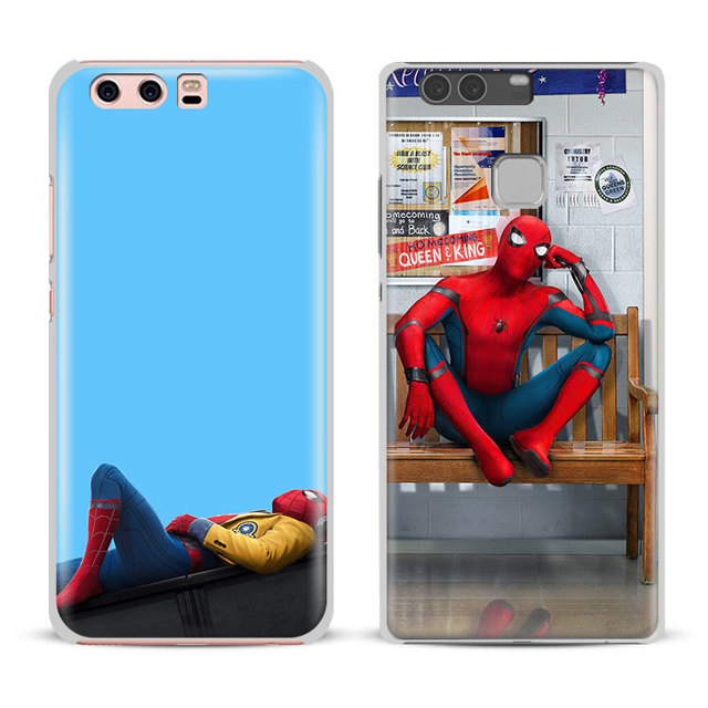 coque huawei p8 lite 2017 spiderman