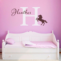 T07080 Baby Bedroom Wall Art Decor Popular And High Quality Selection Personalized Baby S Name And