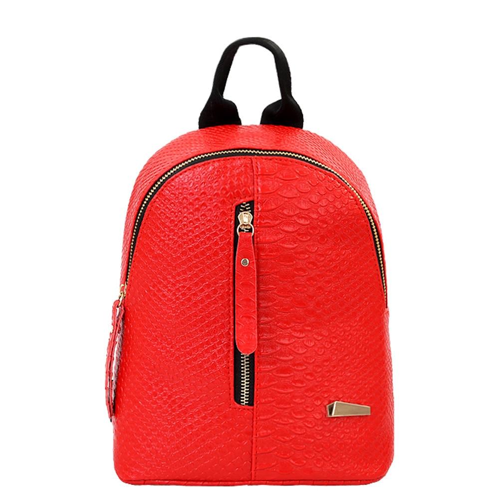 Black Classic Backpack Leather Backpack Large Capacity Backpacks Shoulder Backpacks Drop Shipper Daypack School Rucksack Bag#21 #4