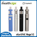 100% Original Joyetech eGo UNO Mega V2 with4ml Starter Kit Atomizador Tanque y 2300 mah de La Batería