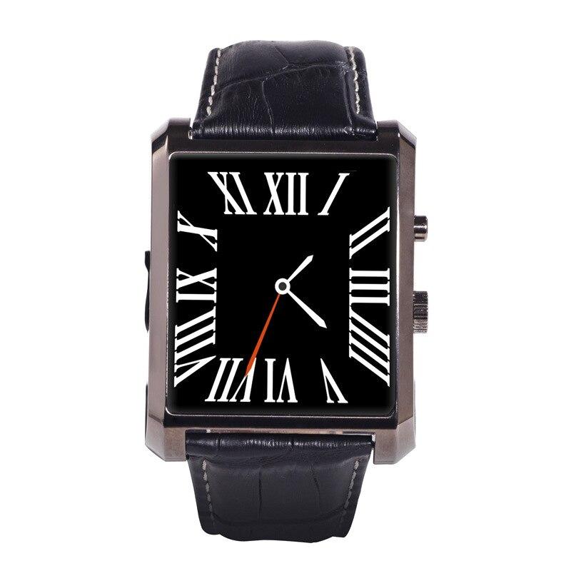 RACAHOO DM08 Bluetooth Smart Watch Track Wristwatch MTK2502 Bluetooth font b Smartwatch b font SMS Pedometer