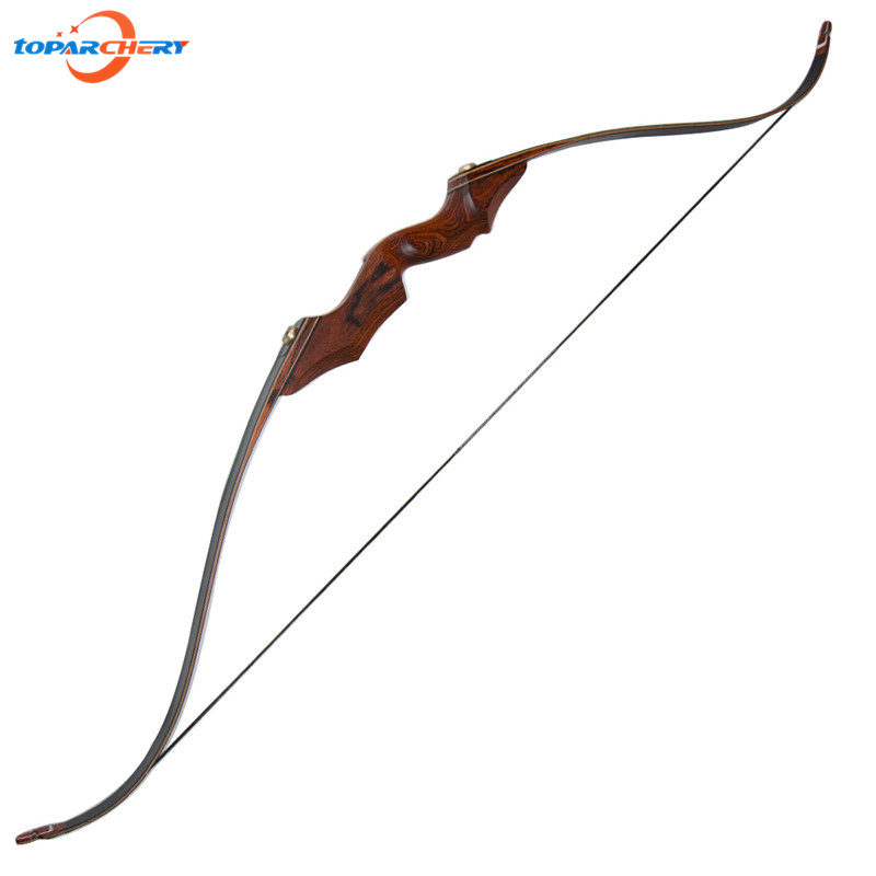 30-50lbs 58'' Archery Takedown Bow Recurve Bow for Hunting Shooting Training Games Detachable Combination Wooden Take-down Bow wholesale archery equipment hunting carbon arrow 31 400 spine for takedown bow targeting 50pcs