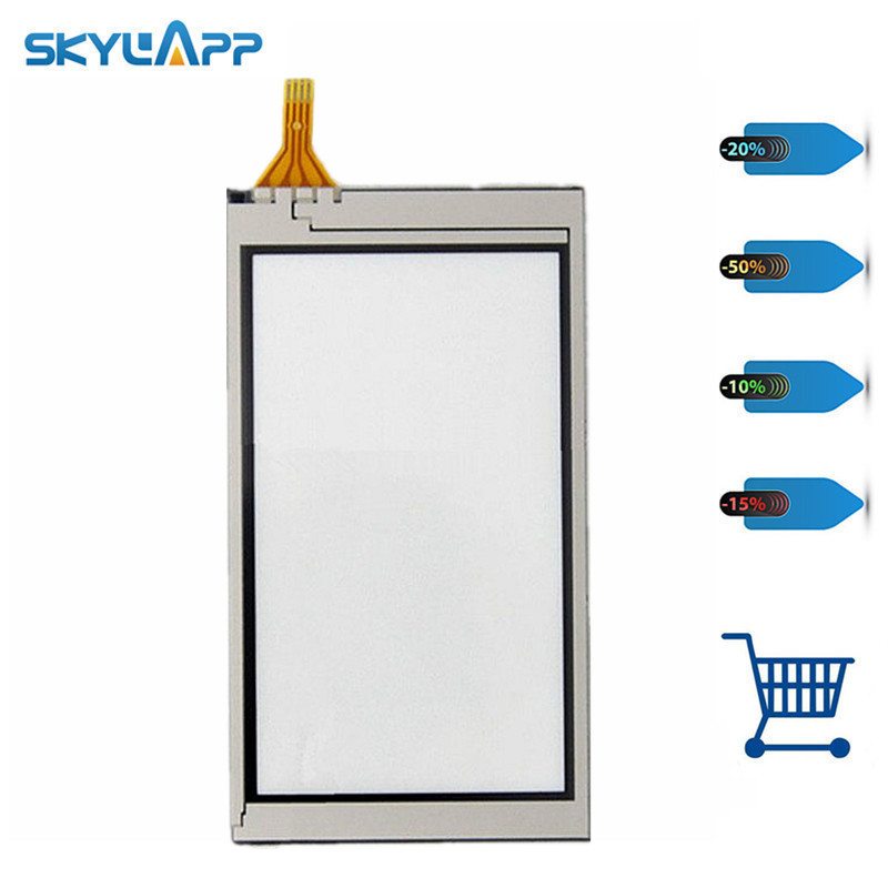 Ambitious Skylarpu Touch Panel For Garmin Montana 600 650 Touch Screen Digitizer Glass Sensors Panel Replacement Free Shipping Driving A Roaring Trade