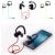 Nueva M333 auricular bluetooth deportes auricular inalámbrico de Auriculares 4.1 wireless Bluetooth headset correr auricular binaural colgando del oído