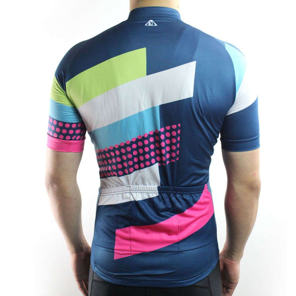 Racmmer Mens Breathable Short Sleeve Cycling Jersey Bike Shirt Cycling  Clothing e1324adad