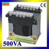380V 220V Input Control Transformer 6V 12V 24V 36V Output BK 500VA Small Transformer