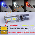 2X T10 W5W Alta Powr Estacionamento Side Light Bulb LED 12 V Para AUDI A2 A3 8L 8 P A4 B5 B6 A6 4B 4F A8 Q3 Q5 Q7 TT D2 C5 C6 C7 S2 S4