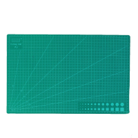 1 pc PVC Esteira de Corte A3 Verde Eco Friendly Double-sided Self Healing Cutting Pad Placa DIY Tecido Patchwork ferramentas 45*30 cm Mayitr