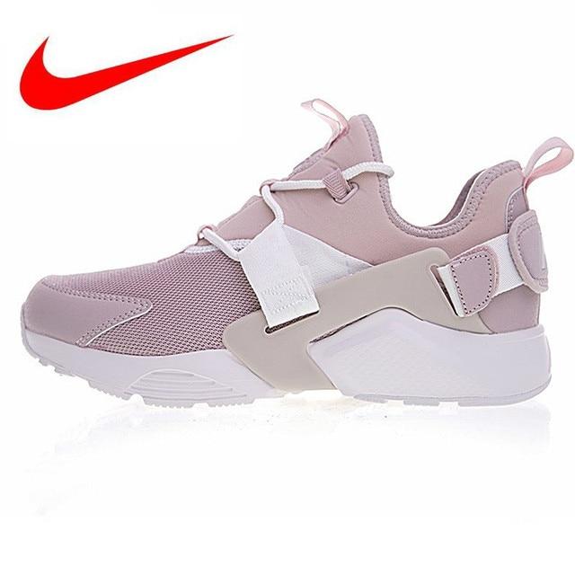 aad667e91042b Hot Sales Original Nike AIR HUARACHE CITY LOW Women s Running Shoes Sport  Sneakers AH6804