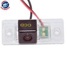 Hot Selling HD CCD Car Rear View Camera for  CAYENNE VW Volkswagen SKODA FABIA-SANTANA-POLO 3C-TIGUAN-TOUAREG-PASSAT