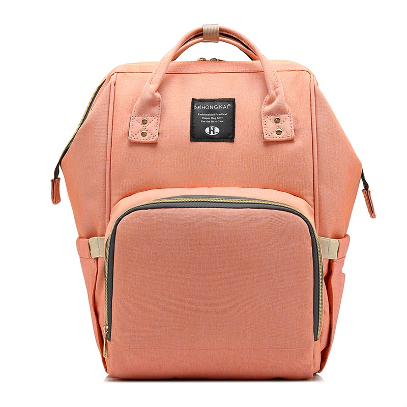 New Fashion Maternal Bag Multi-function Large Capacity Shoulder Bag Waterproof Baby Supplies Backpack Maternal Travel Backpack maternal mortality page 7