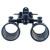 Lupas Clip-on Ultra-Leve Binóculo 3.0x360-460mm Distância de Trabalho Dental Medical Surgical Uso-sem Óculos Frete Grátis