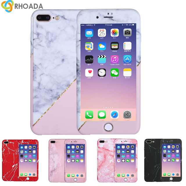 coque iphone 7 marble