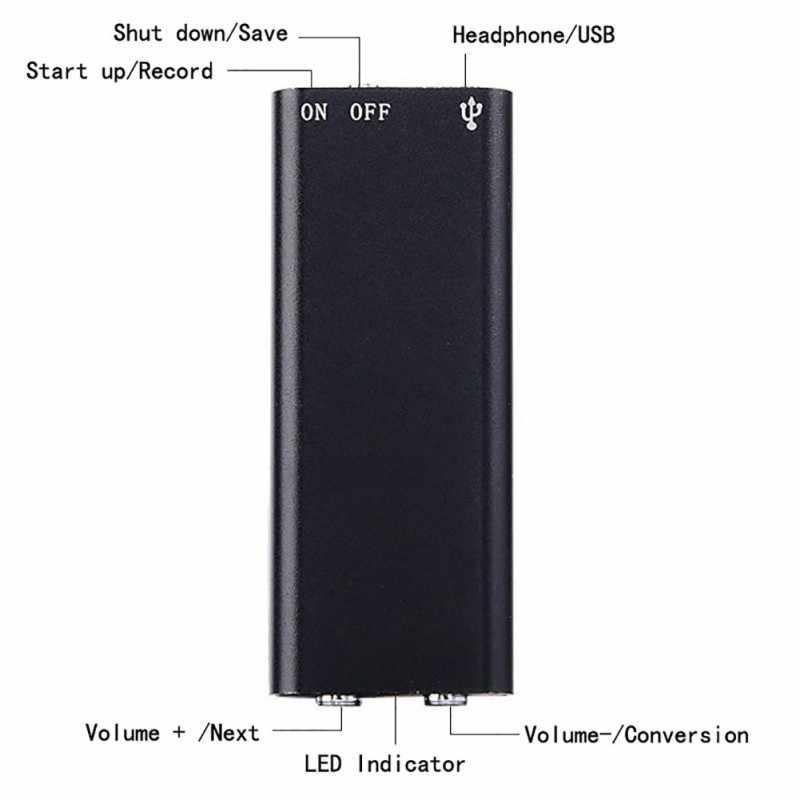4 GB/8 GB/16 GB Многофункциональный U диск MP3 плеер USB2.0 Запись ручка для windows смартфон MP3 с 3,5 мм кабель/ЧЕРНЫЙ наушник