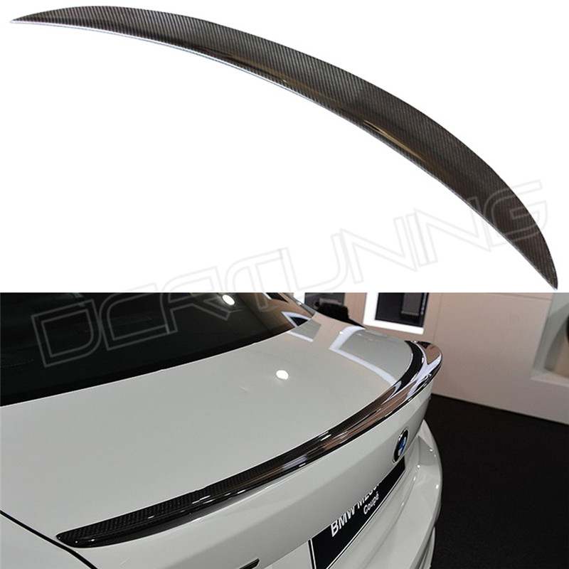 For BMW F22 Spoiler Performance Carbon Fiber Spoiler 2 Series F22 Coupe & F23 Convertible & F87 M2 220i M235i 228i 2014 - UP bmw m3 e30 coupe
